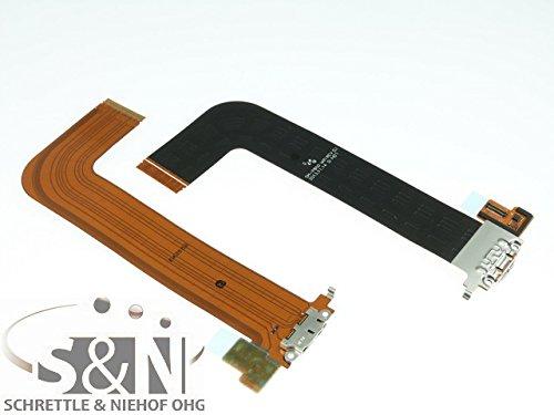 NG-Mobile USB Lade Buchse Docking Port Flex Kabel Leitung Board Platine Mikrofon für Samsung Galaxy Note Pro 12.2 SM-P900, SM-P905