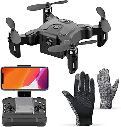 huobeibei Elegant Foldable Dedication Mini Quadcopter RC Hovering with Auto Drone