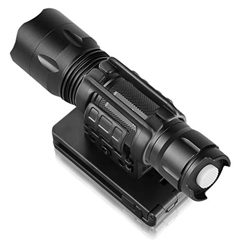 See the TOP 10 Best<br>Flashlights With Belt Clips