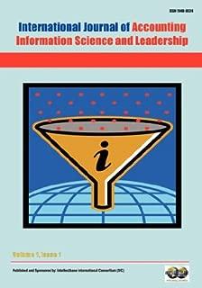 International Journal of Accounting Information Science and Leadership (Ijaisl)