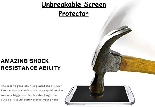 Unbreakable & Anti-Shock Impossible Glass Screen Protector for HTC U11+