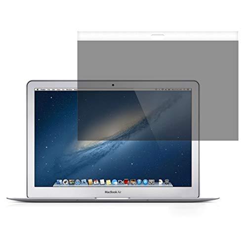 CQU Portable Screen Protector del computer magnetico Privacy antiriflesso Laptop PET Pellicola di schermo protegge la copertura for MacBook Air da 11.6 pollici (A1370   A1465) Netbook Computer portati