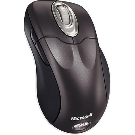 マイクロソフト ワイヤレス オプティカル マウス Wireless Optical Mouse 5000 メタリック グレー M03-00085