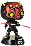 Funko- Pop Star Clone Wars-Darth Maul Figura coleccionable, Multicolor (52025)...