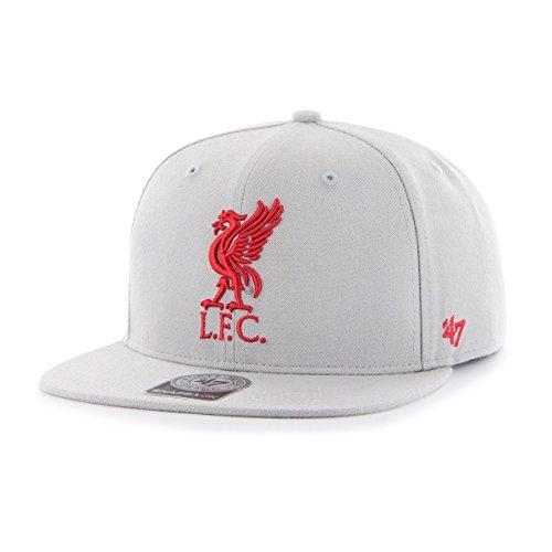 47 Brand Snapback Cap - FC Liverpool grau/rot