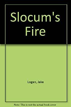 Slocum's Fire - Book #17 of the Slocum