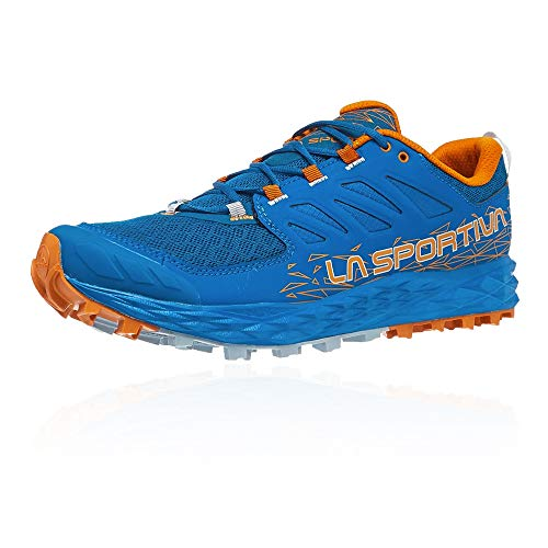 La Sportiva Lycan II, Zapatillas de Trail Running Hombre, Space Blue Maple, 43 EU