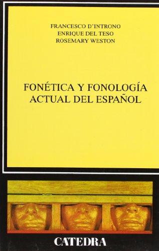 Fonética y fonología actual del español (Lingüística)