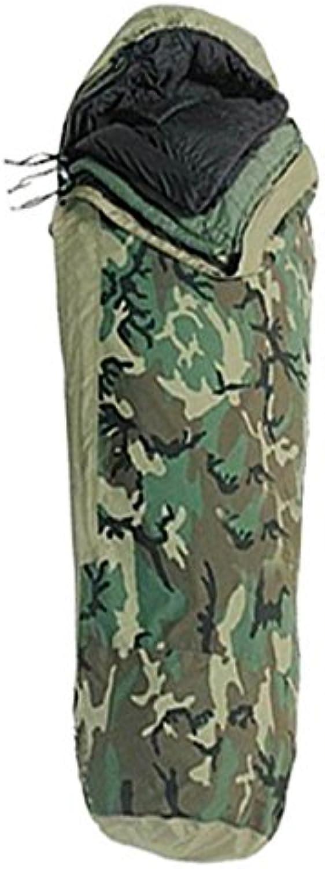 U.S Modular Sleeping System GoreTex 4 Pieces Military Sleeping Bag color Olive