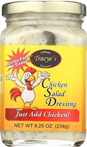Tracyes Culinary, Dressing Chicken Salad, 8.25 Ounce