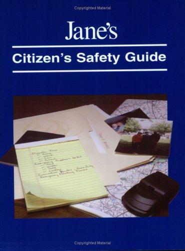 Jane's Citizen's Safety Guide (Security Handbooks)