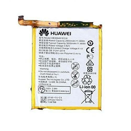 Original Huawei Akku HB366481ECW für Ascend P9 P9 Lite P8 Lite 2017 P10 Lite Honor 8 P Smart 3000 mAh Bulk