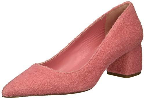 Kate Spade New York Women's Madlyne Pump, Pink Winter Wool, 6.5 M US