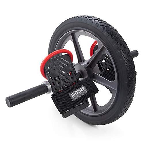 Power Systems Power Wheel Ab Trainer - Abdominal...