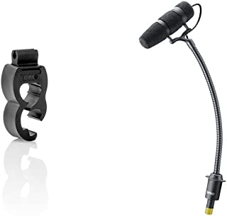 DPA D:vote CORE 4099 Instrument Microphone with Drum Mounting Clip