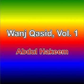 Wanj Qasid, Vol. 1