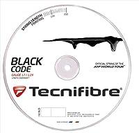 テクニファイバー(Tecnifibre) BLACK CODEゲージ 1.24mmロール200m TFR504