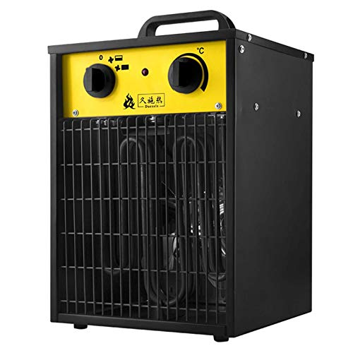 2/3/5/9/15/22KW Calentador industrial eléctrico WTube, calefacción, calentador de agua eléctrico industrial, sin humo, sin olor, sin humedad (color: rojo, especificación: 15 kW)