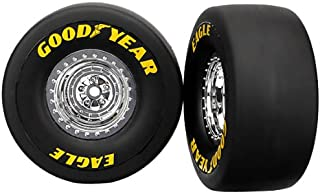 Traxxas 6973 S1 Compound Tires and Wheels, Pre-Glued (pair)