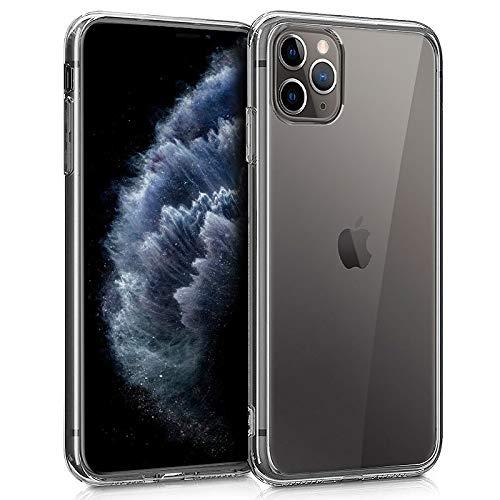 Wephone Accesorios Funda Silicona TPU Suave para Apple iPhone (iPhone 11 Pro,...