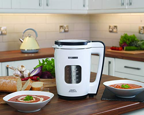 Morphy Richards Total Control Soup Maker 501020 White Soupmaker