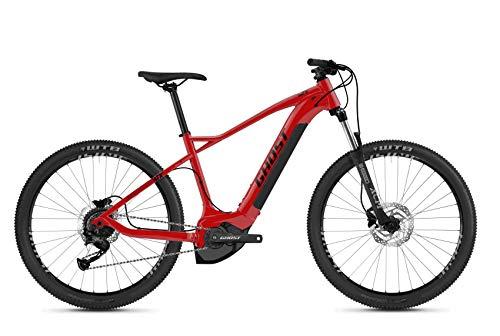 Ghost Bicicleta eléctrica híbrida HTX 2.7 + Yamaha 2020 (L/48 cm, Riot Red/Jet Black)