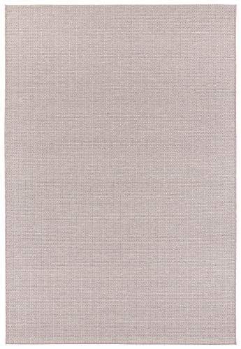 Elle Decor Millau Alfombra, Rosa, 200 x 290 cm