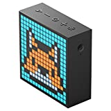 Divoom Timebox-Evo Pixel Art Bluetooth Lautsprecher mit Programmierbares 256 LED Panel, 3.9 x 1.5 x...