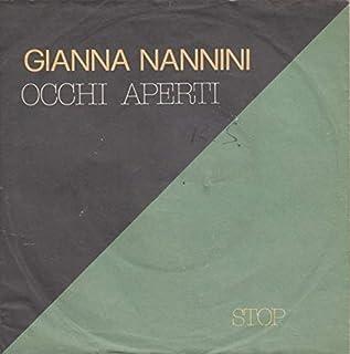 Gianna Nannini - Occhi Aperti - Ricordi - 0035.057