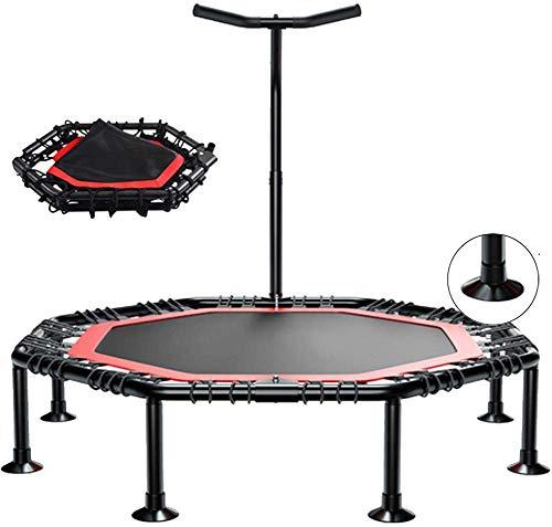 YIHGJJYP Fitness Bouncer Springs Elastic Safe für Indoor-Outdoor-Training Workout Trampolin Sport Kinder innen außen Mini mit Griff Erwachsene 50
