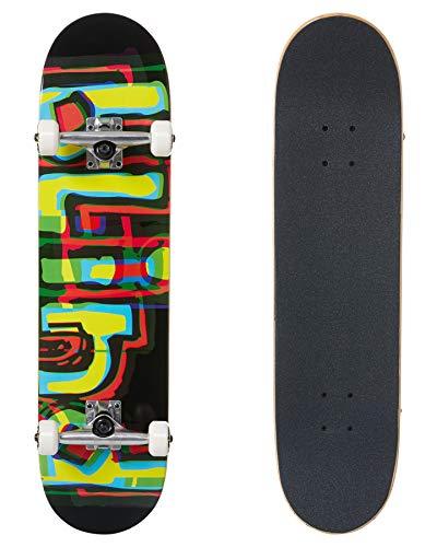 Blind Logo Glitch Skateboard, 20 cm