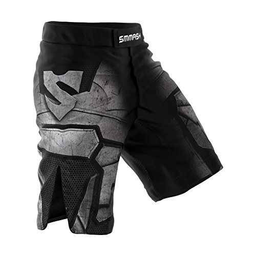 SMMASH Dark Knight Herren Sport Shorts...