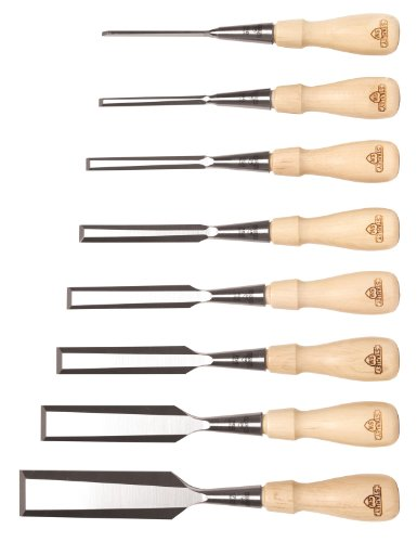 STANLEY Sweetheart Chisels Set, 8-Piece (16-793)