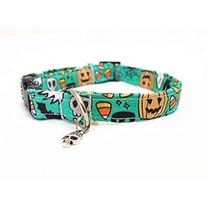 Katzenhalsband – Boo – Halloween