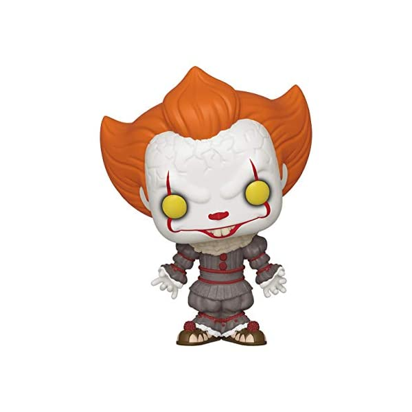 Funko Pop! Movies: It: Chapter 2- Pennywise with Open Arms 1