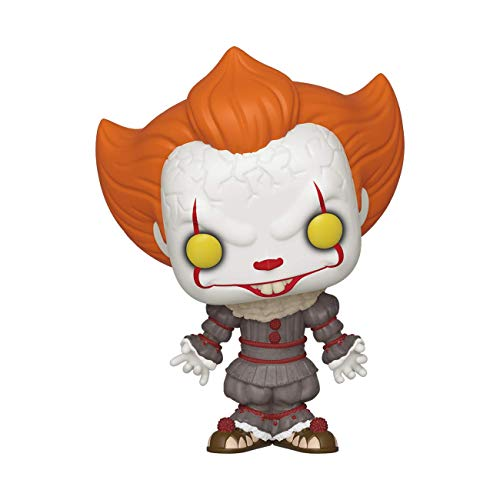 Funko- Pop Vinyl: Movies: IT: Chapter 2-Pennywise w/Open Arms Figura da Collezione, Multicolore, 40627