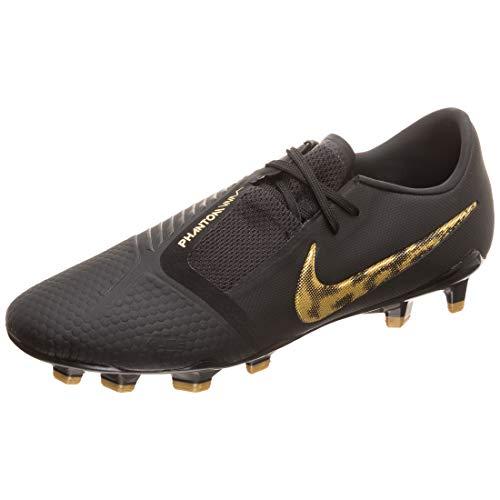 Nike Phantom Venom Pro FG Soccer Cleat (Black/Metallic Vivid...