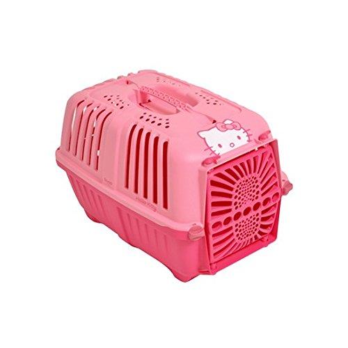 Hello Kitty, trasportino per Gatti, Dimensioni 32,5 x 49,5 x 50 cm, 6AHK011