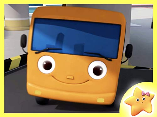 10 Little Buses by Little Baby Bum - Number Songs for Kids