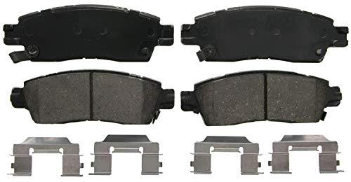 Wagner QuickStop ZD883 Ceramic Disc Brake Pad Set