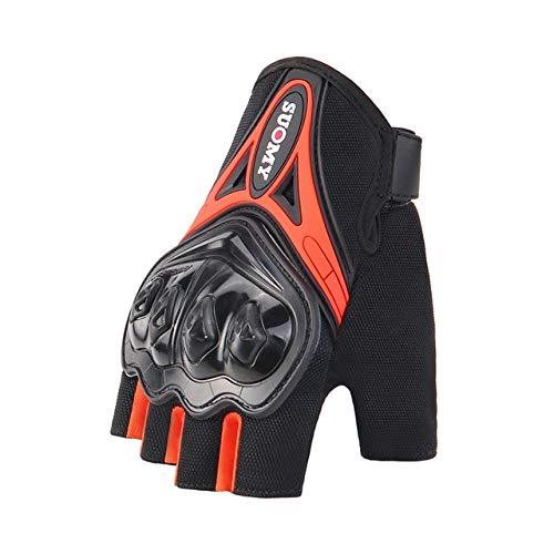 MYSdd Motorradhandschuhe Herren Winddicht und kalt Winter Motorradhandschuhe Touchscreen Motorrad Reithandschuhe -Atmungsaktiv XM
