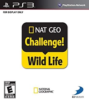 National Geographic Quiz! Wild Life - Playstation 3