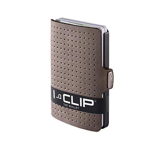 I-CLIP Original Black AdvantageR Olive, Geldbörse, Kartenetui, Wallet