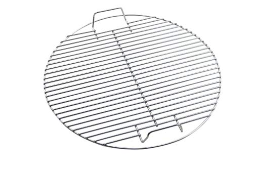 N/A Edelstahl-Grillrost, aufklappbar, 44,5 cm