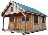 Jamaica Cottage Shop Cabin