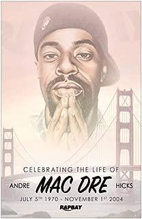 Mac Dre Celebrating The Life Poster