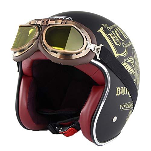 Moto Motocross Casco Uomo Batteria Auto Pirata Scheletro Casco Mountain Bike Full Cycle Casco