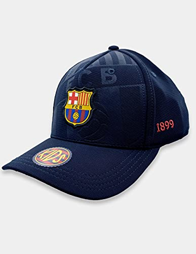 Cap F.C. Barcelone junior marine de football [AB2204]