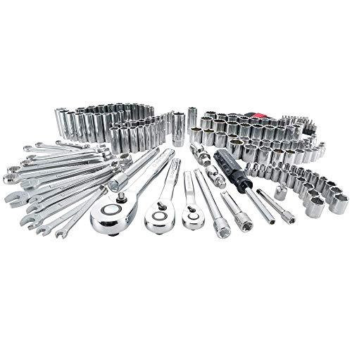 CRAFTSMAN Mechanics Tool Set, SAE / Metric, 189-Piece (CMMT12034)