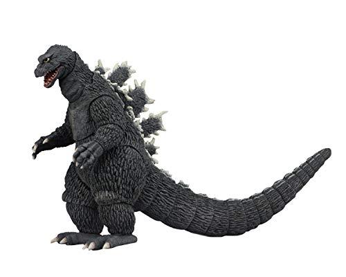 NECA Godzilla – 12″ Head to Tail Action Figure – Godzilla (King Kong vs. Godzilla 1962 Movie), Multicolor (JUL188409)